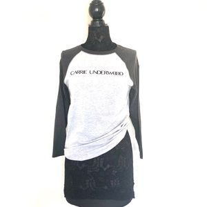 Tops - Carrie Underwood Graphic Band Tour T-Shirt